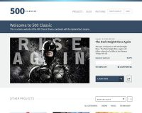500 Classic WordPress Theme by IgnitionDeck