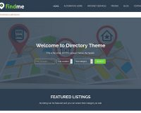 WordPress Directory Theme by Ketchup Themes