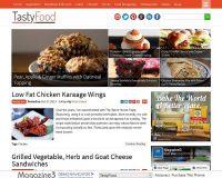 TastyFood WordPress Theme by Magazine3