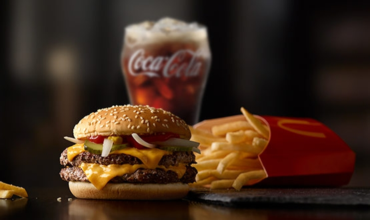 Fast food restaurants have mastered the product bundle.