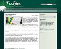 Tee Box WordPress Theme by Media317