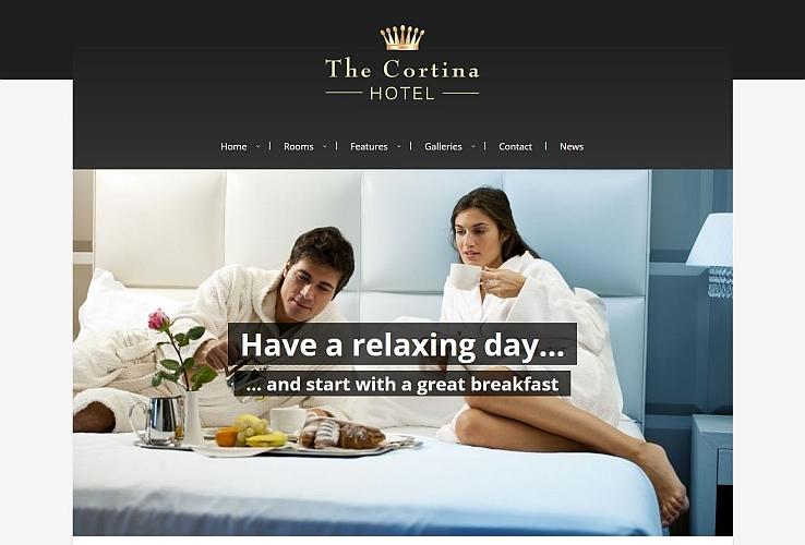 Cortina WordPress Theme via MOJO Marketplace