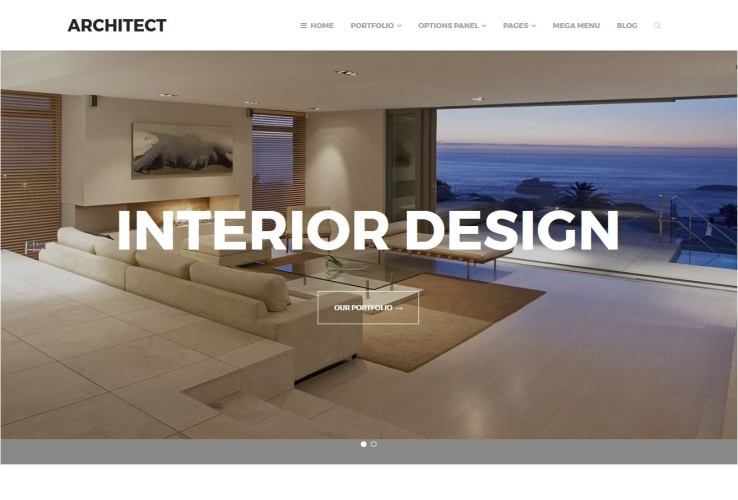 Architect WordPress Theme by MyThemeShop