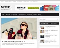 Metro WordPress Theme by MyThemeShop