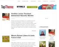 Top WordPress Theme by MyThemeShop