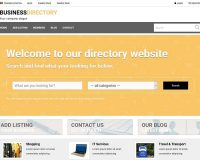 Business Directory WordPress Theme by PremiumPress