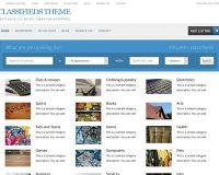 Classifieds Theme WordPress Theme by PremiumPress