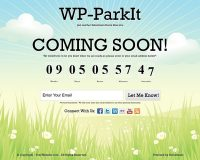 WP-ParkIt WordPress Theme by Solostream