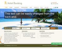 HotelBooking WordPress Theme by Templatic