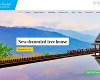 VillaRental WordPress Theme by Templatic