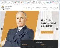 Defender WordPress Theme by TeslaThemes
