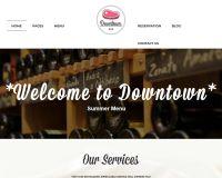 Downtown WordPress Theme by TeslaThemes