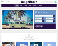 Magellan WordPress Theme by TeslaThemes