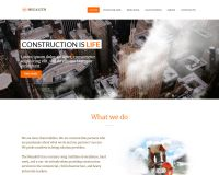 Megalith WordPress Theme by TeslaThemes