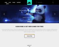 Rhino WordPress Theme by TeslaThemes