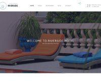 Riverside Resort WordPress Theme by TeslaThemes