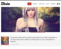Tesla WordPress Theme by Tesla Themes