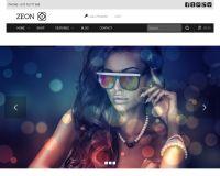 Zeon WordPress Theme by TeslaThemes