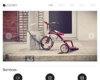 Zoomy WordPress Theme by Tesla Themes