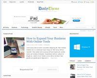 Daily WordPress Theme by Theme Junkie