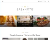 EasyNote WordPress Theme by Theme Junkie