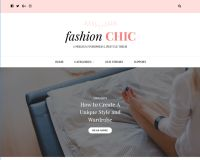 Fashion Chic WordPress Theme by Theme Junkie
