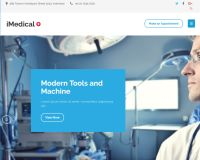 iMedical WordPress Theme by Theme Junkie