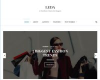 Leda WordPress Theme by Theme Junkie