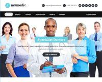 MyMedic WordPress Theme by Theme Junkie