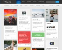 Pinable WordPress Theme by Theme Junkie