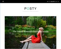Posty WordPress Theme by Theme Junkie