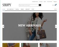 Shopy WordPress Theme by Theme Junkie