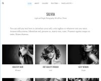 Silvia WordPress Theme by Theme Junkie
