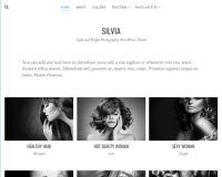 Silvia WordPress Theme by Theme Junkie
