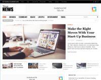 TrueNews WordPress Theme by Theme Junkie