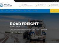 Acerill WordPress Theme via ThemeForest