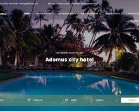 Adomus WordPress Theme via ThemeForest