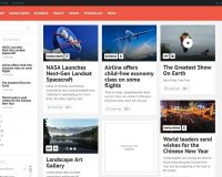 Bayside WordPress Theme via ThemeForest
