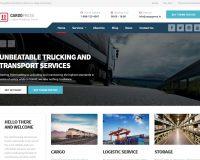 CargoPress WordPress Theme via ThemeForest