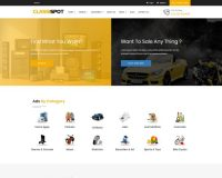 CarSpot WordPress Theme via ThemeForest