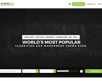 ClassiAds WordPress Theme via ThemeForest