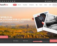 ClassiEra WordPress Theme via ThemeForest