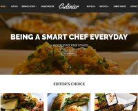 Culinier WordPress Theme via ThemeForest