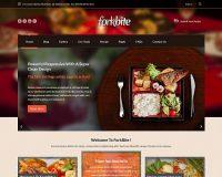 ForkBite WordPress Theme via ThemeForest