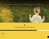 Helping Hands WordPress Theme via ThemeForest
