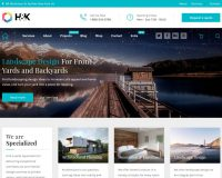 Hnk WordPress Theme via ThemeForest