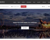 Hotel Advisor WordPress Theme via ThemeForest