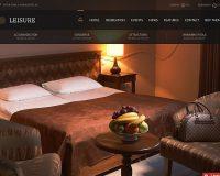 Hotel Leisure WordPress Theme via ThemeForest