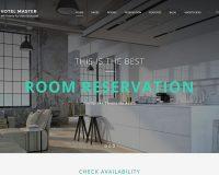 Hotel Master WordPress Theme via ThemeForest