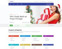 Indexer WordPress Theme via ThemeForest